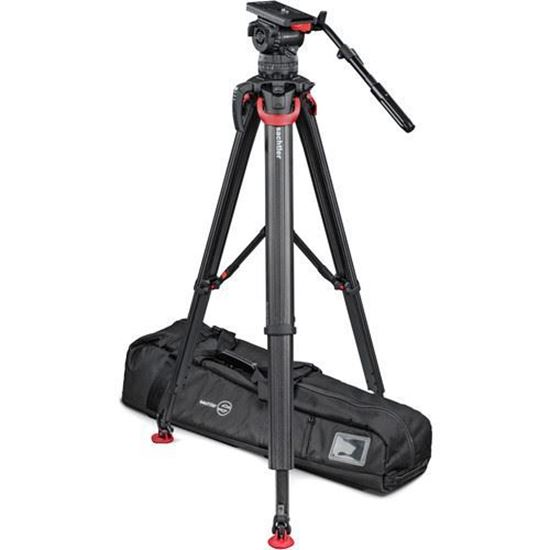 Picture of Sachtler Video 15 FT MS flowtech 100 Tripod System