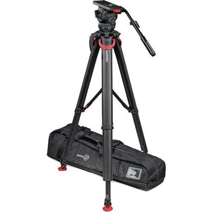 Picture of Sachtler Video 18 FT MS flowtech 100 Tripod System