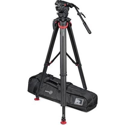 Picture of Sachtler Cine 7+7 FT MS flowtech 100 Tripod System