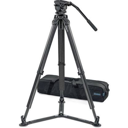 Picture of Vinten System Vision blue FT GS Head, Tripod, and Ground Spreader Kit