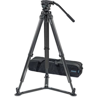 Picture of Vinten System Vision blue3 FT GS Head, Tripod, and Ground Spreader Kit