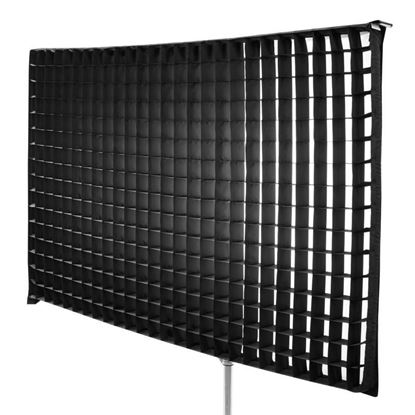 Picture of Litepanels SnapGrid for Gemini 2x1 Quad Array (2x2) SnapBag Softbox