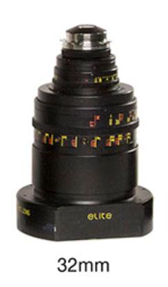 Picture of 32mm Optica Elite S7 Anamorphic Lens - Meters