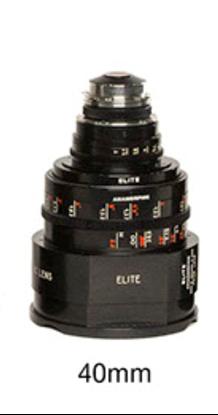 Picture of 40mm Optica Elite S7 Anamorphic Lens - Meters