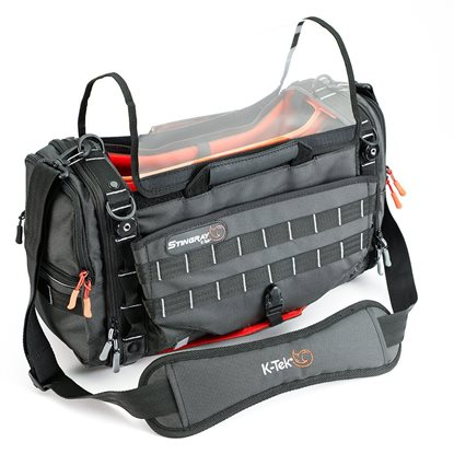 Picture of K-Tek Stingray Large X Audio Mixer Recorder Bag X-Series